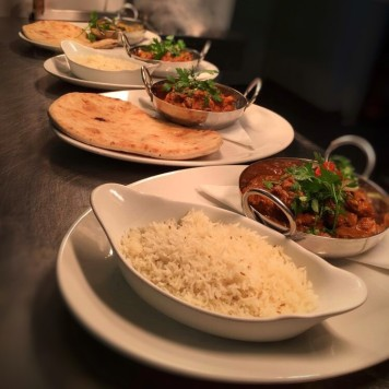 Monthly Curry Club
