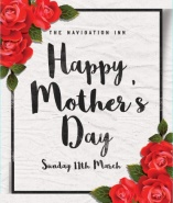 Mothers Day 11th March 2018
